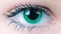 Vihreä piilolinssi
